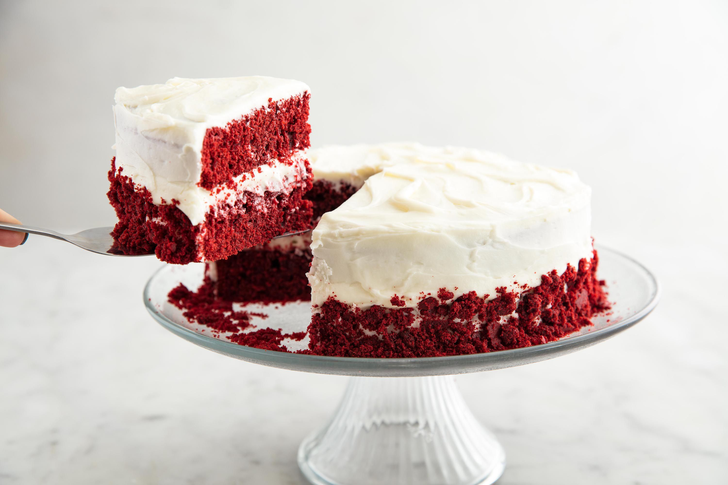 Romantic Red Velvet