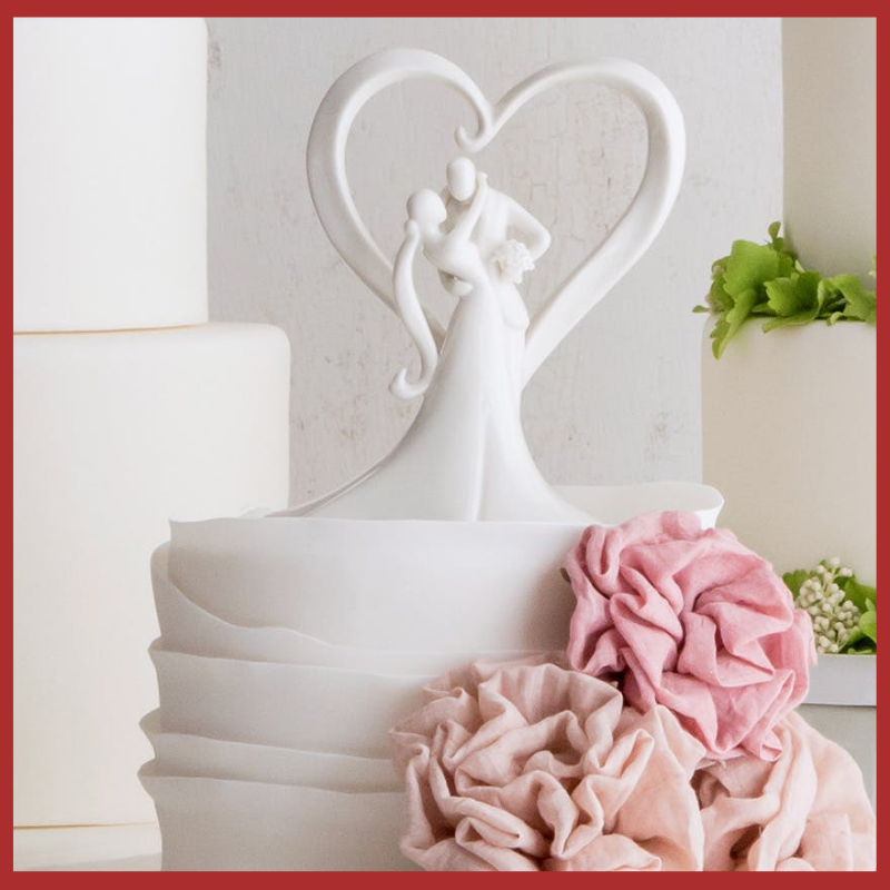 Top Themes and Designs for First Anniversary Cakes