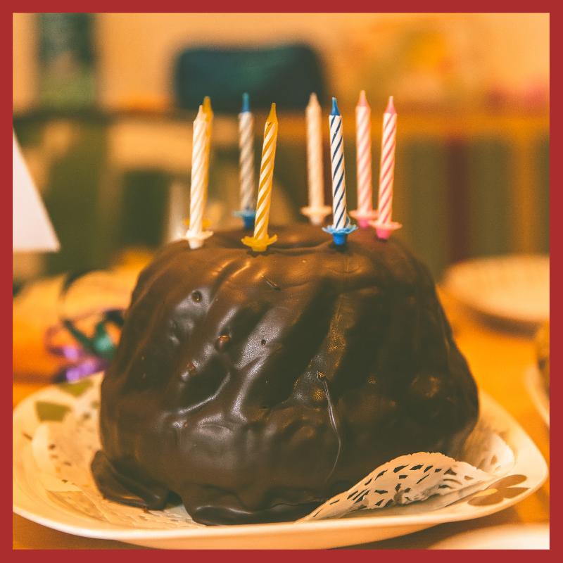 popular birthday cake flavor
