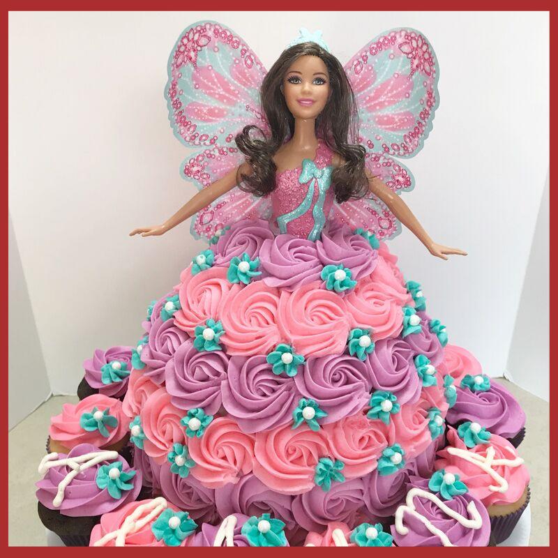 Barbie Sofia Customized Designer