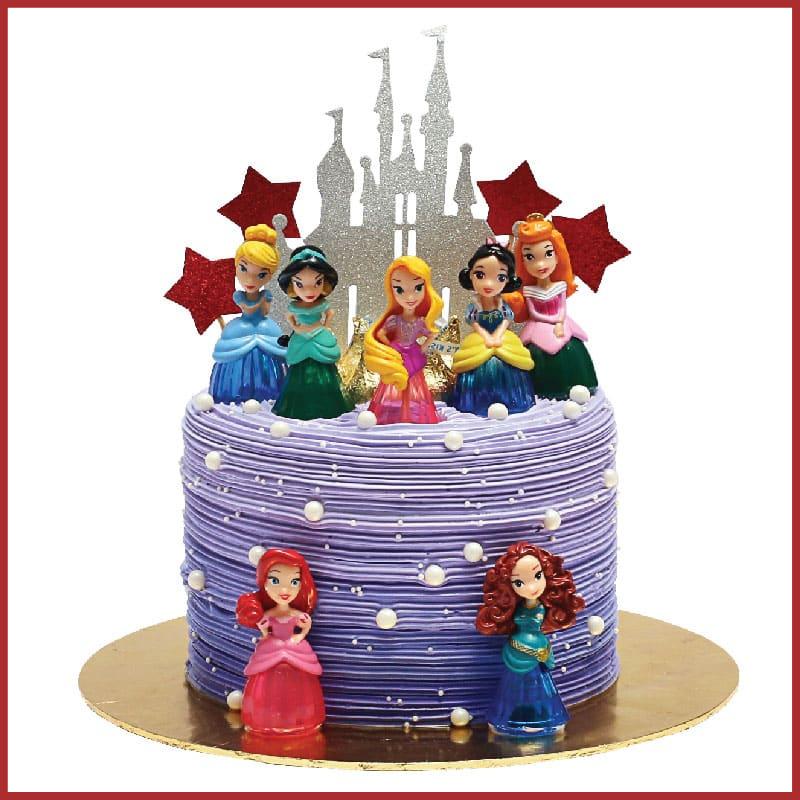 Walt Disney cakes